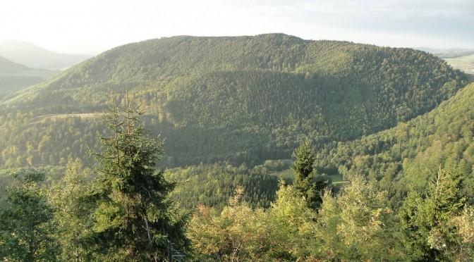 Sokołowsko 09.2012, niezapomniana relacja z gór