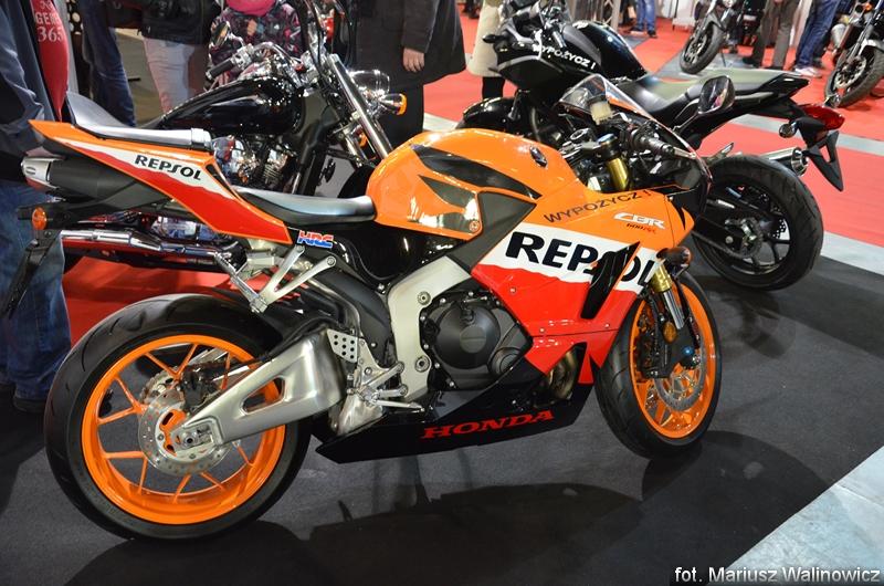 Wrocław Motorcycle Show 2014